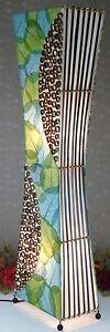 XL-Stehlampe-Afrika-Leuchte-Lampe-Bambus-Bodenlampe-Natur-Stehleuchte-Orient
