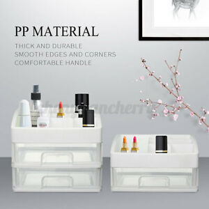 Makeup-Cosmetics-Drawer-Storage-Box-Plastic-Boxes-Holder-Home-Organiser-Case-CN