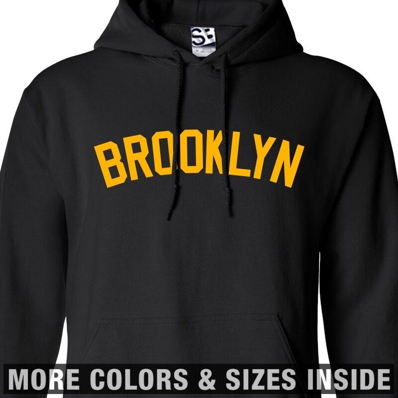 Brooklyn Yankee HOODIE Hooded Sweatshirt - All Größes & Farbes