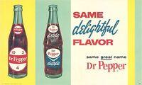 Dr Pepper Poster [various Sizes] Vintage Poster 1