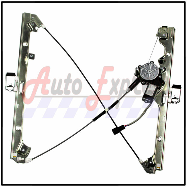 99-07 Chevrolet GMC Power Window Regulator Driver Side Front Left With Motor New