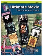 Ultimate FILM strumentale assoli: Trombone, LIBRO & CD