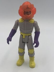 The Real Ghostbusters Fright Features Winston Zeddmore Scream Roller Ghost Lot