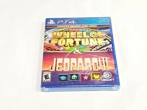 Playstation 4 wheel of fortune game