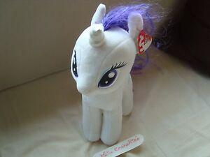 peluche ty plush mon petit poney my little - Poney Licorne
