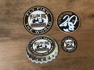 "Simms Bozeman Montana Logo  Fishing Fly Fishing Sticker//Decal Vinyl Approx 4"""