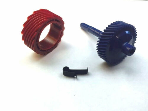 TH350 TH350C BOP 43 Tooth Speedometer Driven Gear /& 17 Tooth Drive with Clip