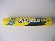 New Suzuki Yellow Motocross Enduro Handlebar Bar Pad Rm Rmz Dr Drz Rl Ts Rmx Lt