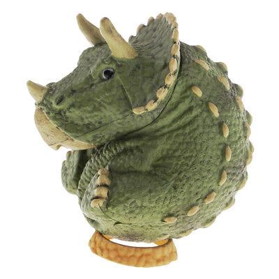 4 stücke Vivid Jurassic Dinosaur Egg Modell Tier Figur Attraktives