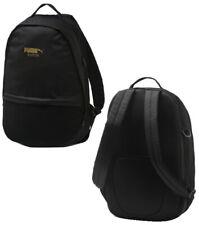 54d41c1058 item 1 Puma Suede Unisex Backpack Rucksack Bag Kids Adults Black 075087 01  P0 -Puma Suede Unisex Backpack Rucksack Bag Kids Adults Black 075087 01 P0