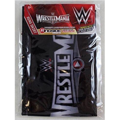 WWE combat 31 Ring jupe Ringside Exclusive Wrestling Figure Accessoires