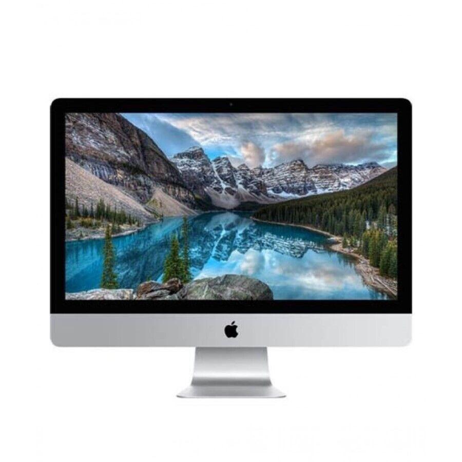 "iMac, Apple iMac 27"" 5K 3,2GHz 1TB 8GB (Late 2015)..."