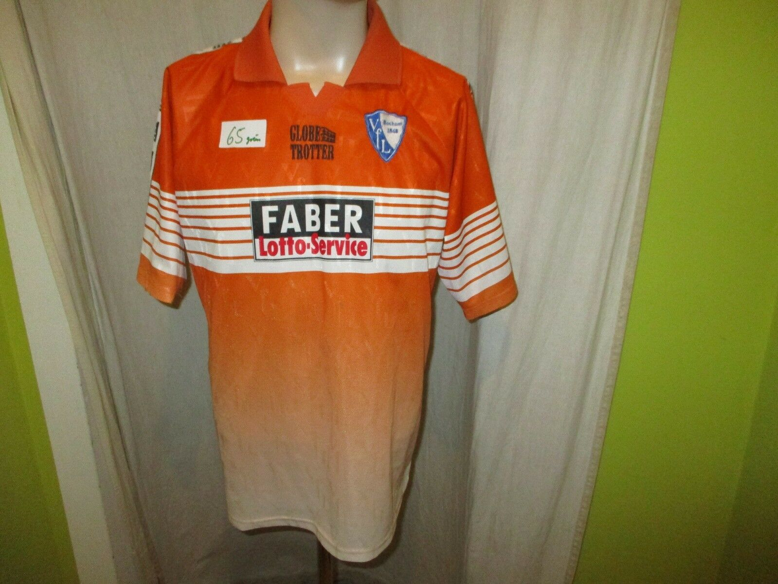 VfL Bochum Original Ausweich Trikot 2000/01