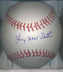 75f002c65e1 Image is loading Lenny-Dykstra-NAILS-Philadelphia-Phillies-OML-Autographed- Baseball-