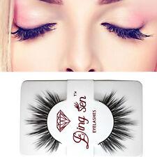 Eyebeauty Real Mink Soft Long Natural Thick Makeup Eye Lashes False Eyelashes