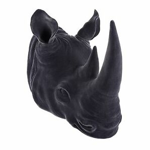 Abigail Ahern/Edition Grey Wall Mounted Rhino Head From Debenhams