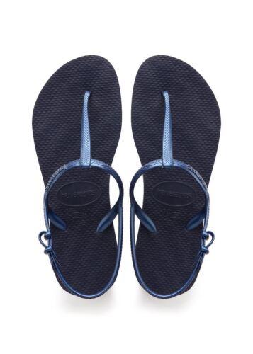 Havaianas Freedom Navy Sandals
