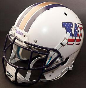 brand new b64a4 b13b1 Details about WASHINGTON HUSKIES Football Helmet