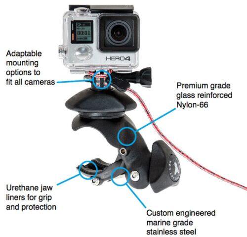 GoPro Montaje Mástil Windsurf Flymount 4th generación