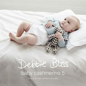 Debbie-Bliss-Baby-Cashmerino-Book-5-15-patterns