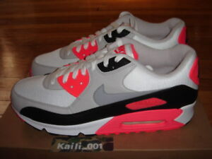 Image is loading Nike-Air-Max-90-Infrared-Vintage-Dave-White-