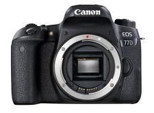 Canon EOS 77D Gehäuse / Body vom Fachhändler ! 77 D