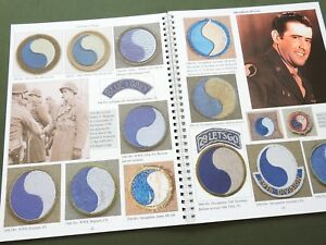 034-EMBLEMS-OF-HONOR-INFANTRY-DIVISIONS-VOLUME-2-034-US-WW1-WW2-PATCH-REFERENCE-BOOK