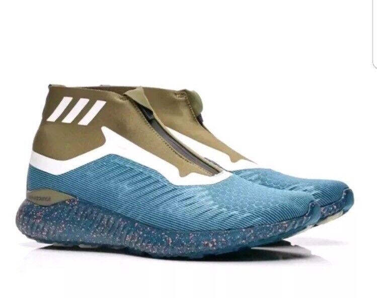 Adidas Alpha Bounce Zip Brand asg New Size 11.5 running asg Brand basketball fast ship 92e9b4