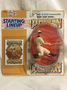 Starting Lineup Cooperstown Collection Pittsburg Pirates Honus Wagner Figure MLB