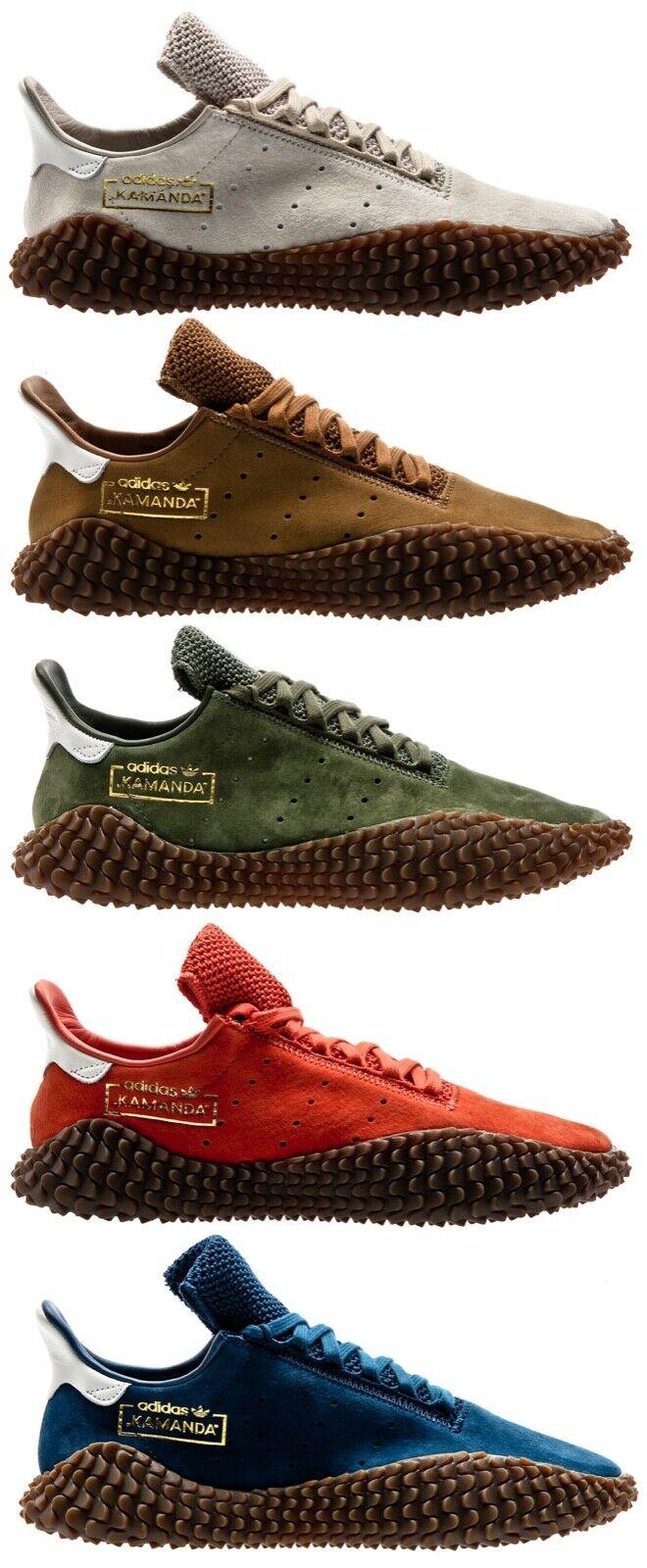 Adidas Originals Kamanda 01 Men Sneaker Mens shoes Running shoes