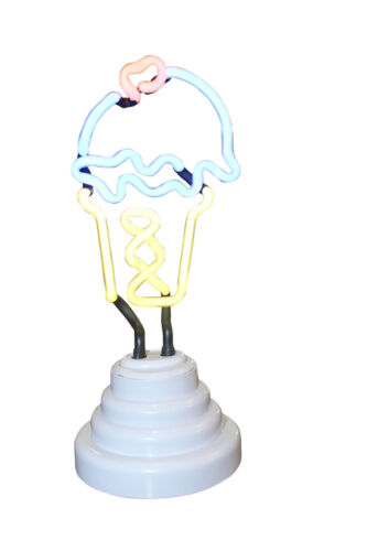 Sunology Small Neon Light Desk Lamps