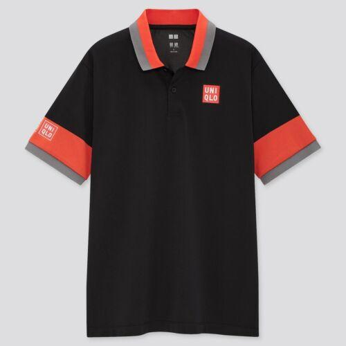 UNIQLO x Kei Nishikori NK DryEx Polo Shirt Tennis Australian open Melbourne 2021