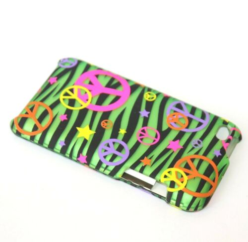 HARD SNAP ON PROTECTOR SKIN CASE COVER For Apple iPod Touch 4th Generation