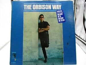 Roy Orbison - The Orbison Way, MGM E-4322, 1965 Vinyl Album Record LP VG+ c VG