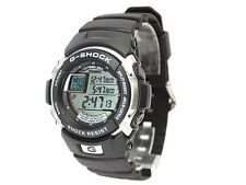 0 * Nuevo * CASIO Para Hombre G Shock Negro Reloj XL G-7700-1DR PVP £ 129