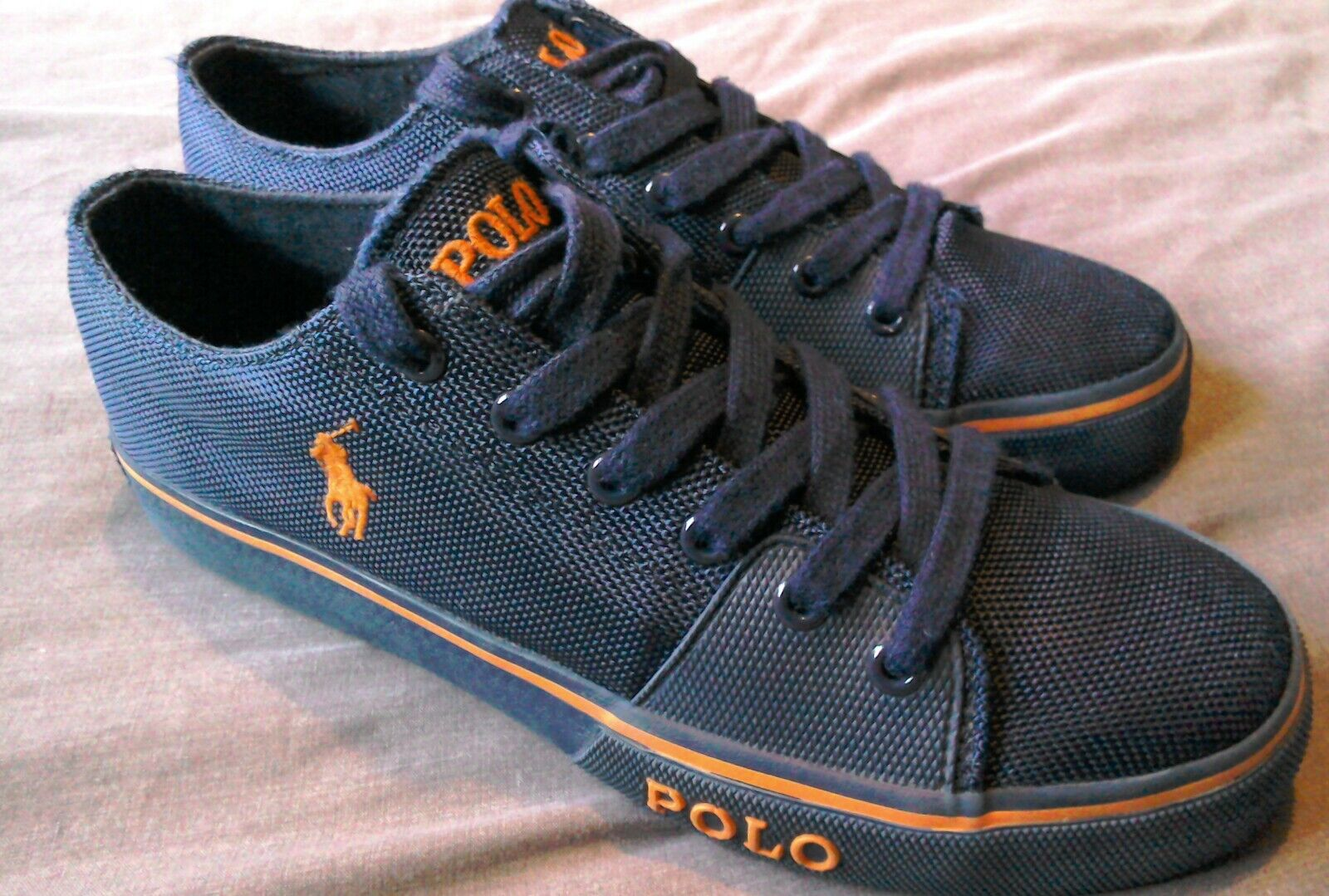 Polo Ralph Lauren Cantor Low Baskets taille 6 UK