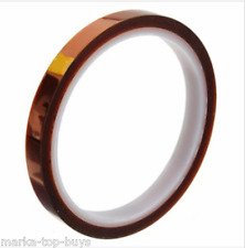 10mm x 100ft Kapton Tape High Temperature Heat Resistant Insulation Tape Polyimi