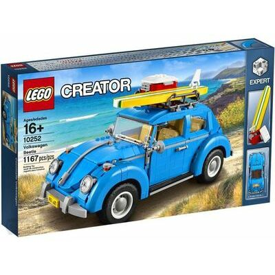 LEGO 10252 Creator Volkswagen Beetle (BRAND NEW SEALED)