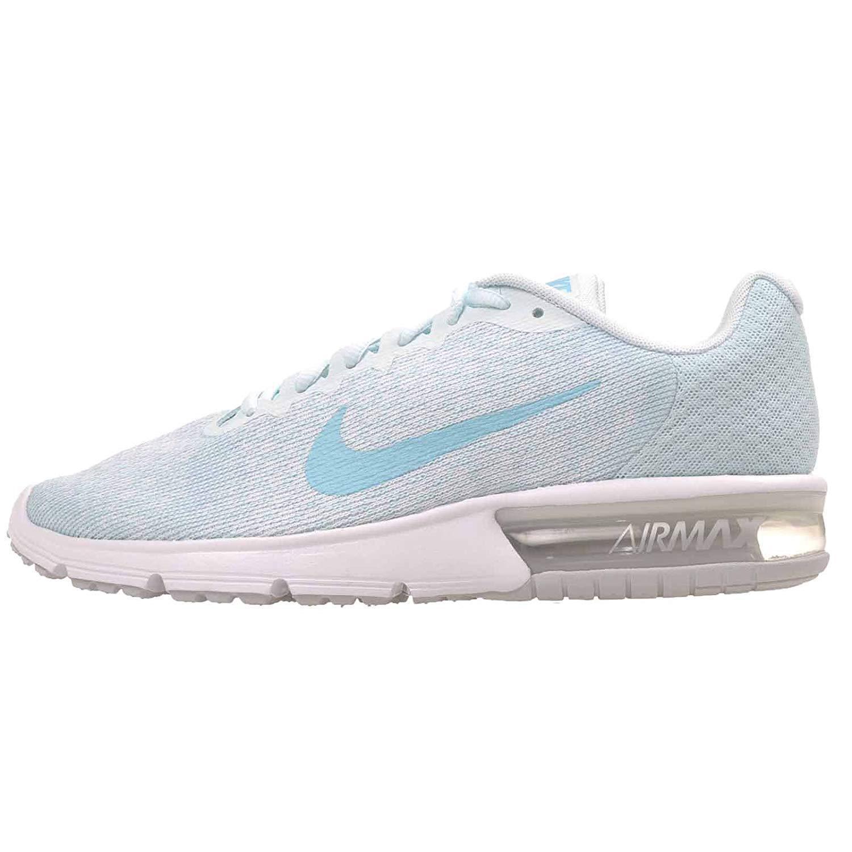 various colors 8a40e f9b8d Women s Nike Air Max Sequent 2 Pure Platinum Platinum Platinum Running  Training shoes Size 8.5 474423