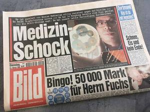 Bildzeitung-vom-23-02-1999-19-20-21-Geburtstag-Geschenk-Medizin-Schock
