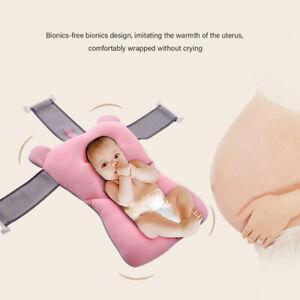 Tub-Pad-Seat-Support-Newborn-Baby-Shower-Soft-Bathtub-Mat-Infant-Security-Bath