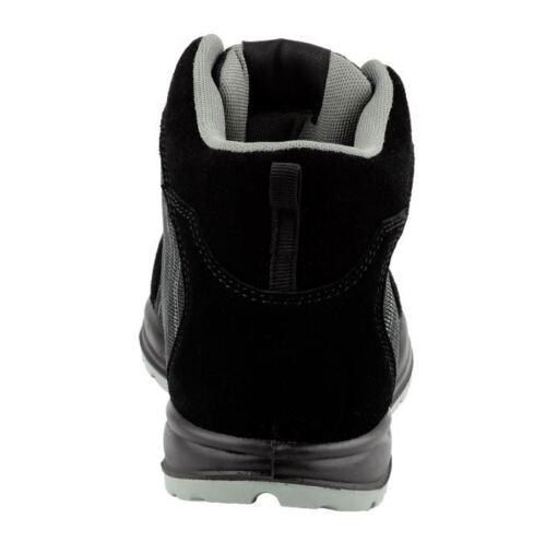 MENS ULTRA LIGHTWEIGHT S1P STEEL TOE CAP SAFETY WORK SHOE TRAINER BOOTS SZ 4-13