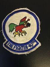 USAF 40th Bombardment Squadron (Heavy) Patch Cold War/ Vietnam