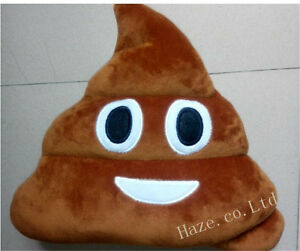Soft-Pillow-Poo-Emoji-shaped-Stuffed-Cushion-Smiley-Face-Toy-Home-Decoration