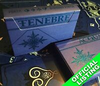 Tenebre (acqua) Playing Cards