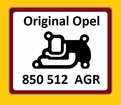 051610 Original Opel 850512 Dichtung entspricht Elring 051.610