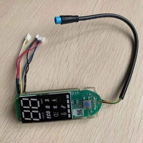 Original  Ninebot Max G30//G30P Dash Board Assembly Not Shared Version Spare Part