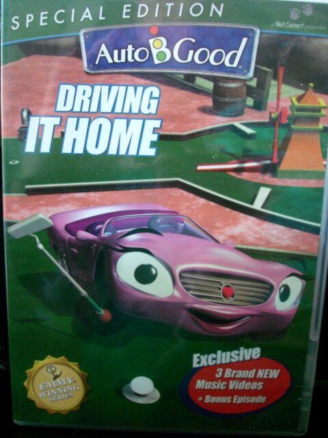 Auto-B-Good, Vol. 7: Driving It Home (DVD, 2007) WORLDWIDE SHIP AVAIL!