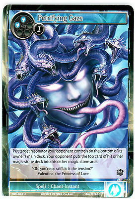 1st Edition x4 Force of Will 1x Familiar of Primogenitor FOIL  SKL-022 C