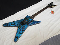 Dean Dimebag Pantera Far Beyond Driven Ml Electric Guitar - Floyd